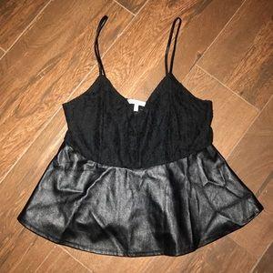 Charlotte Russe lace blouse